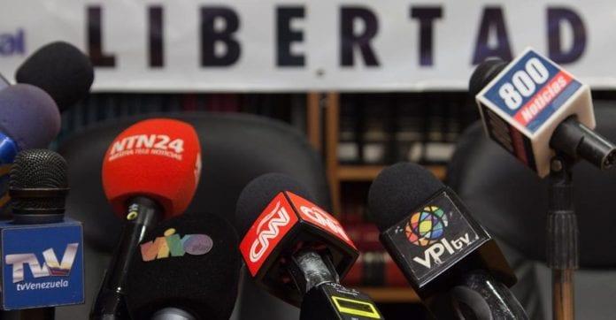 cuarentena periodistas
