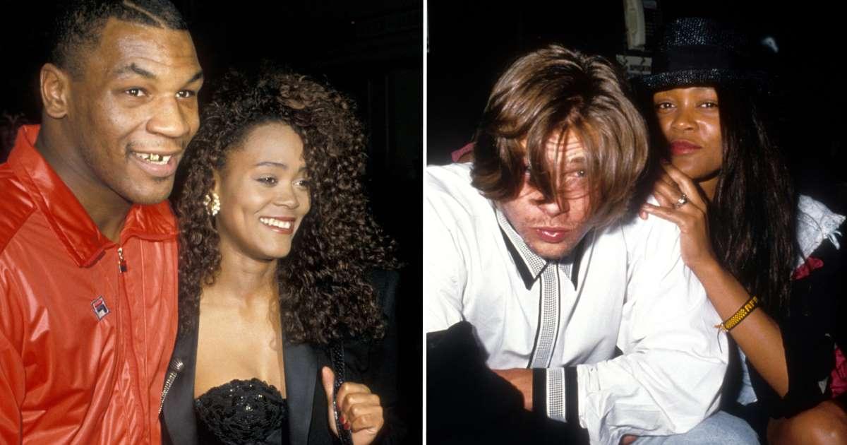 El día en que Mike Tyson encontró a su ex esposa con Brad Pitt