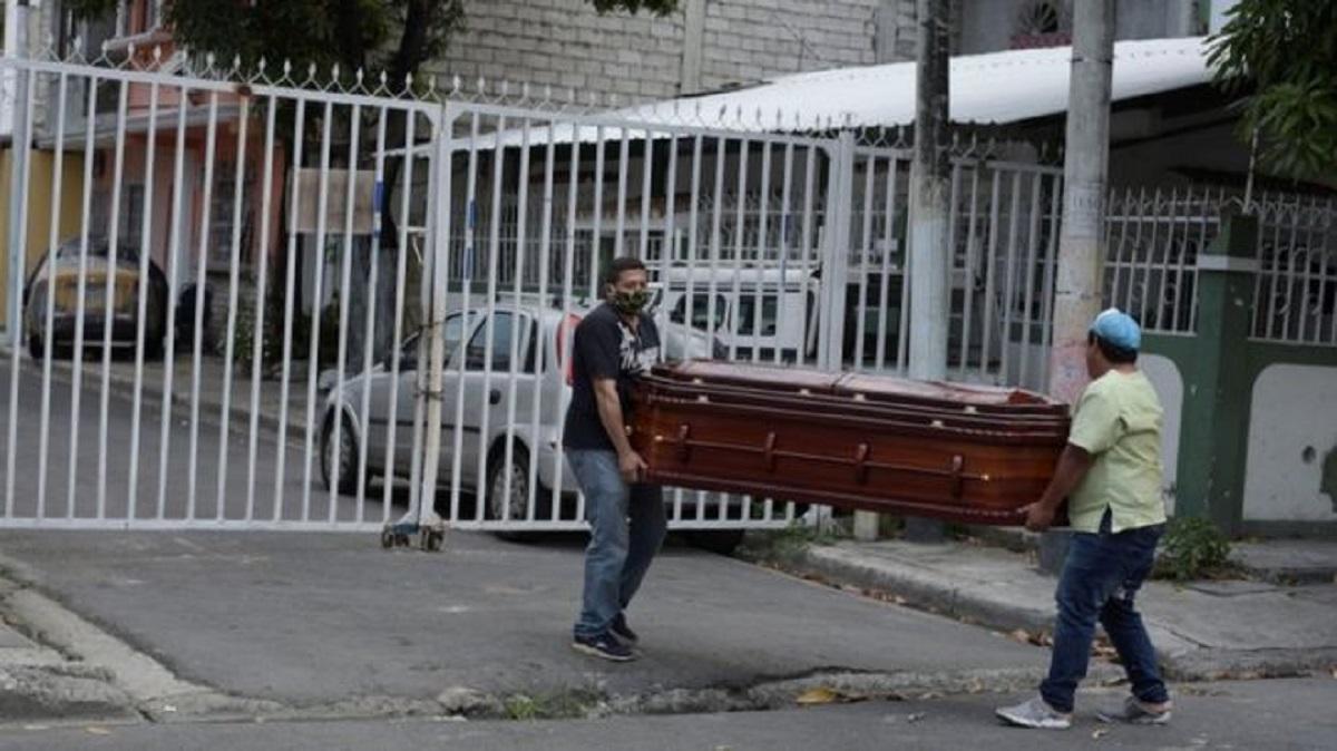 Coronavirus en Ecuador: el drama de Guayaquil, que tiene más ...