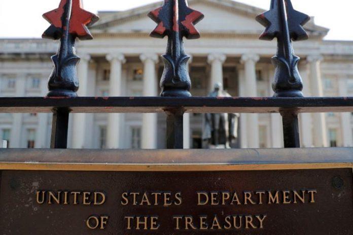 Departamento del Tesoro EE UU