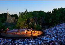 Festival shakespeare Central Park