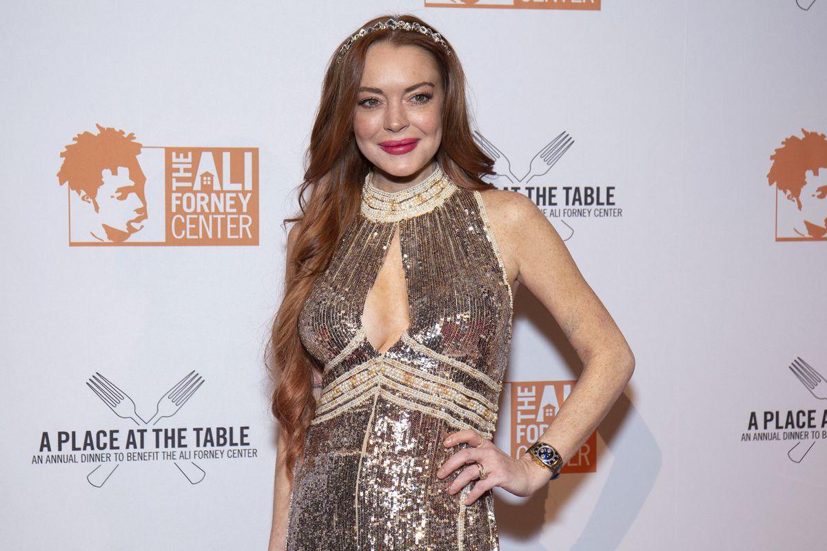 Lindsay Lohan anuncia su regreso a la música