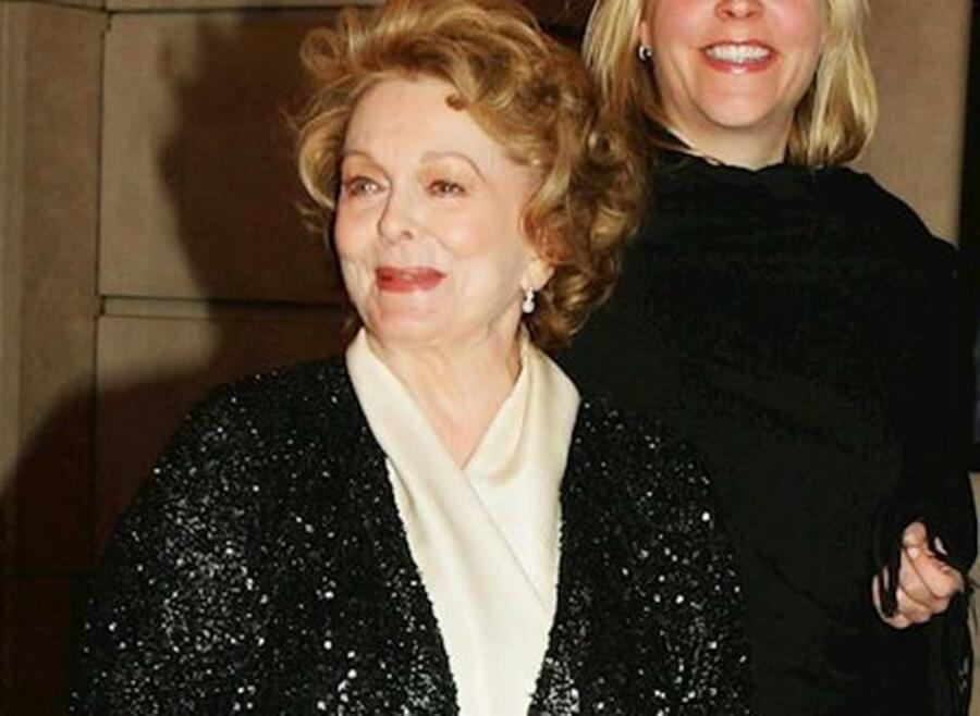 Murió la actriz Shirley Douglas, matriarca de la familia Sutherland