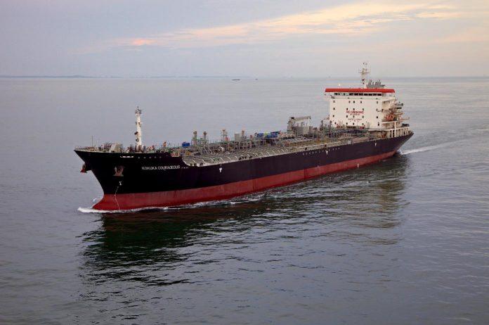 tanqueros Irán gasolina
