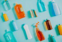 mal uso artículos limpieza