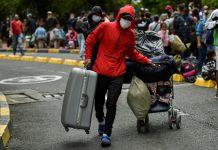 Migrantes venezolanos EE UU
