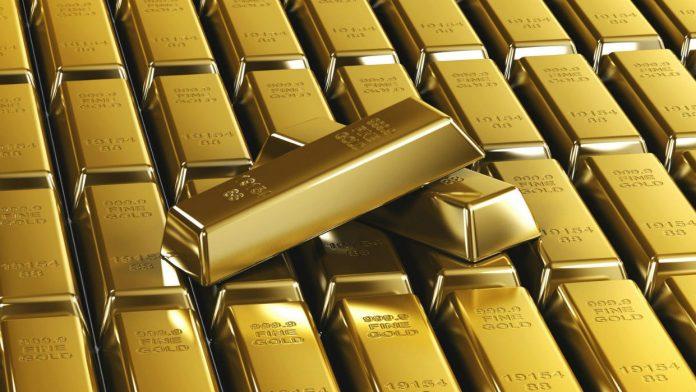 toneladas de oro