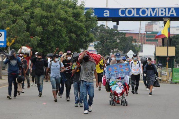 Conferencia de Migrantes Venezolanos