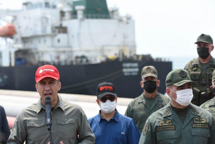 Maduro e Irán