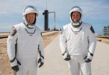 Trajes NASA SpaceX