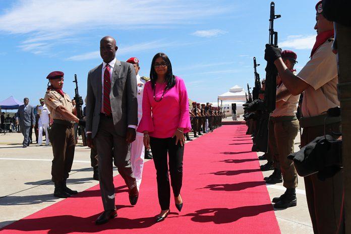 ministro de Trinidad y Tobago