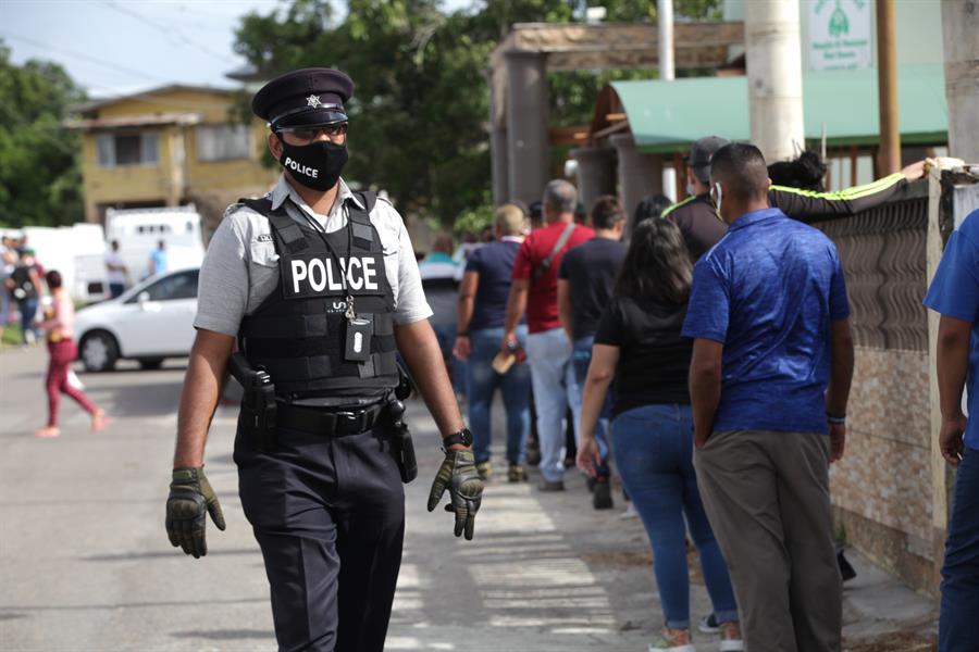 Venezolanos Trinidad y Tobago