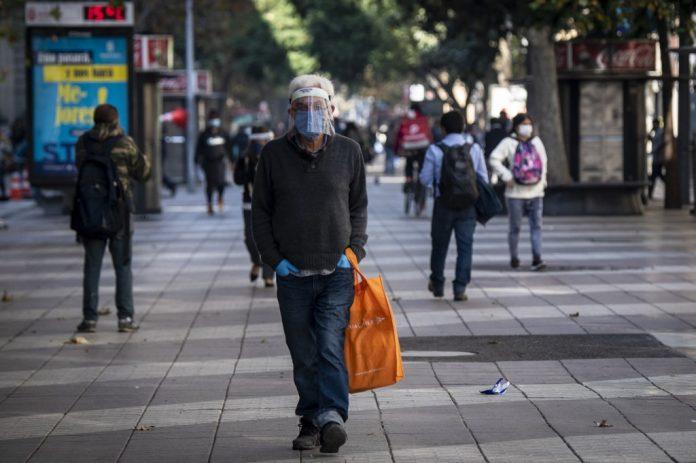 cuarentena, Chile