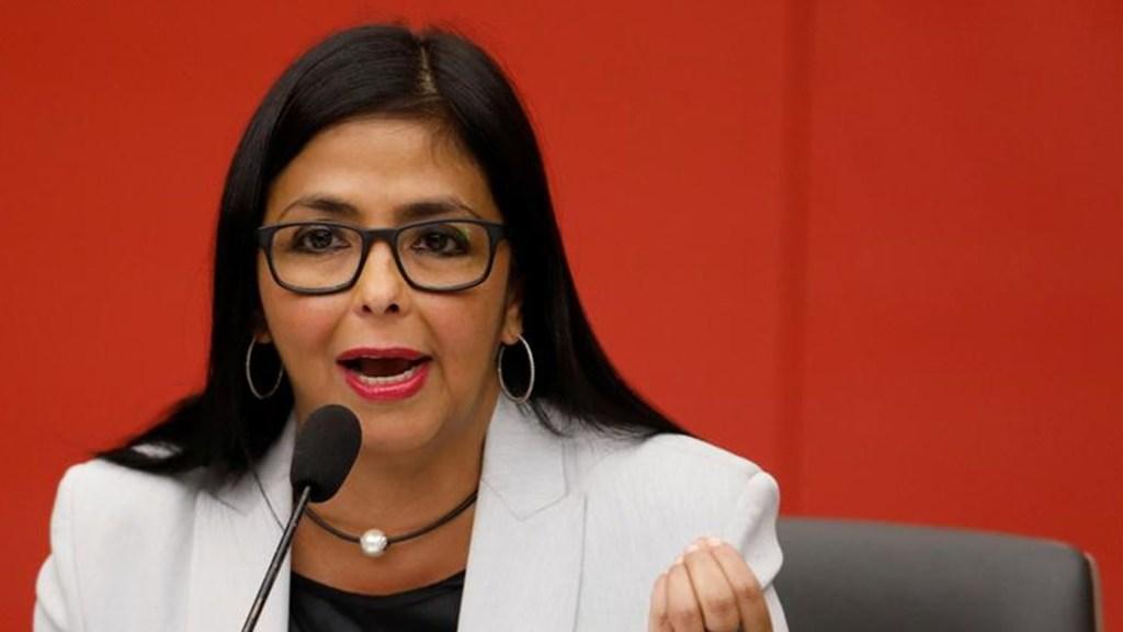 Delcy Rodríguez informa 58 nuevos casos de COVID-19 en Venezuela