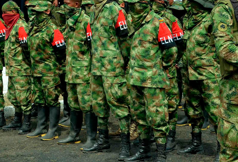 Gobierno colombiano abate a importante líder del ELN