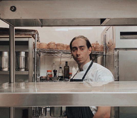 Iván García nos sigue sorprendiendo con su gastronomía en el Bosque Bistró