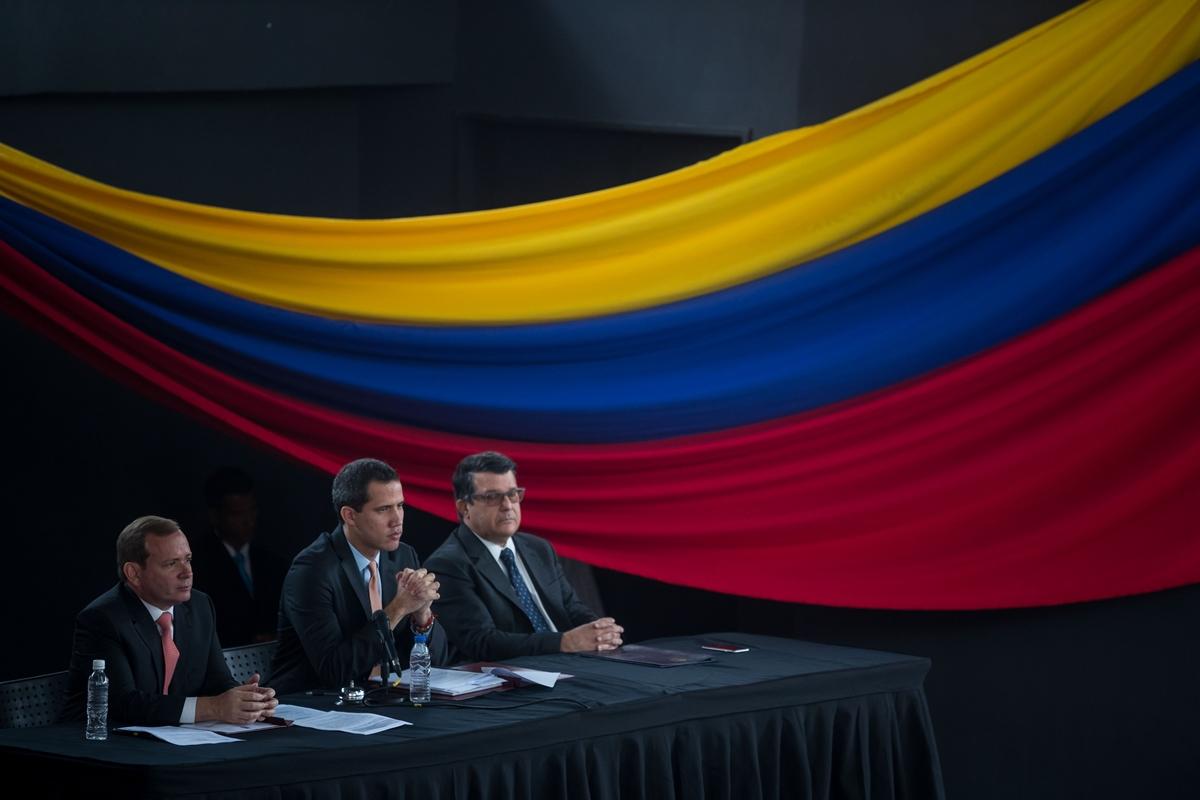 Directiva de la Asamblea Nacional, Juan Guaido
