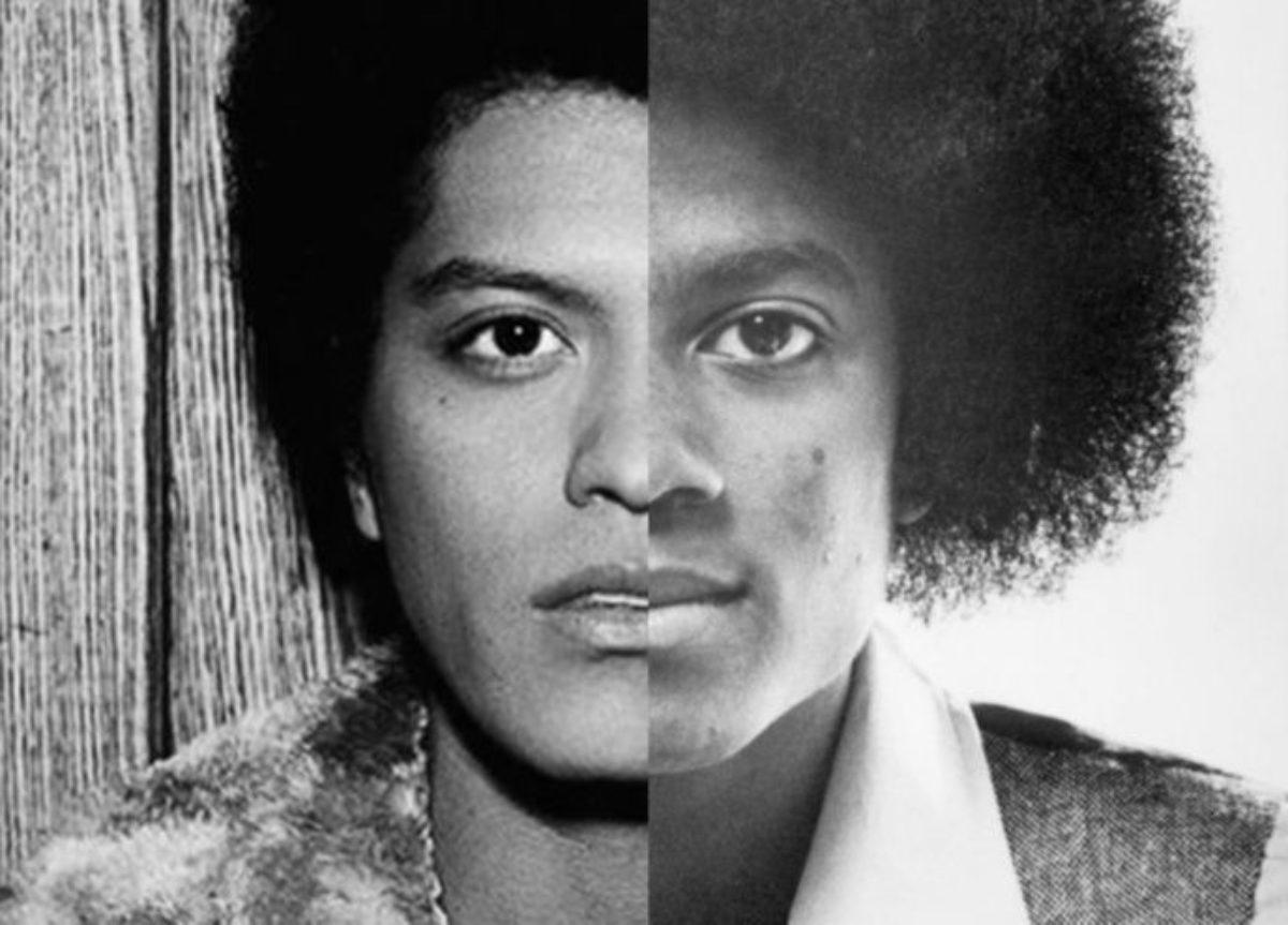 Bruno Mars es el hijo no reconocido de Michael Jackson?