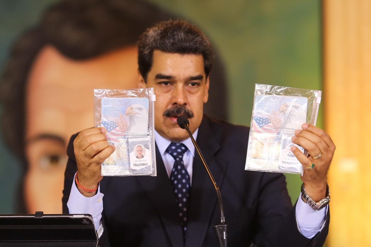 Nicolás Maduro Operación Gedeón
