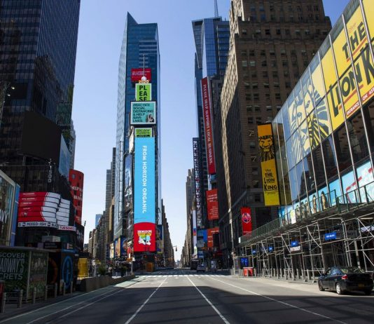 Nueva York Broadway