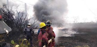 Venezuela, Planta Centro, incendio