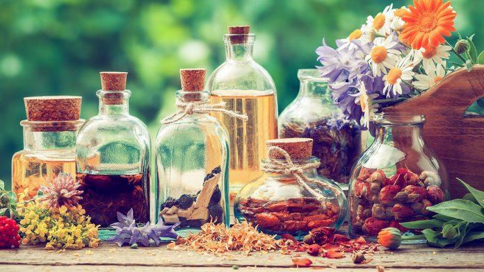 Plantas medicinales estrés