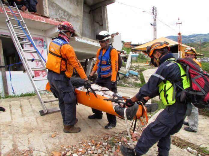 13 viviendas colapsaron por la rotura de una tubería en Táchira