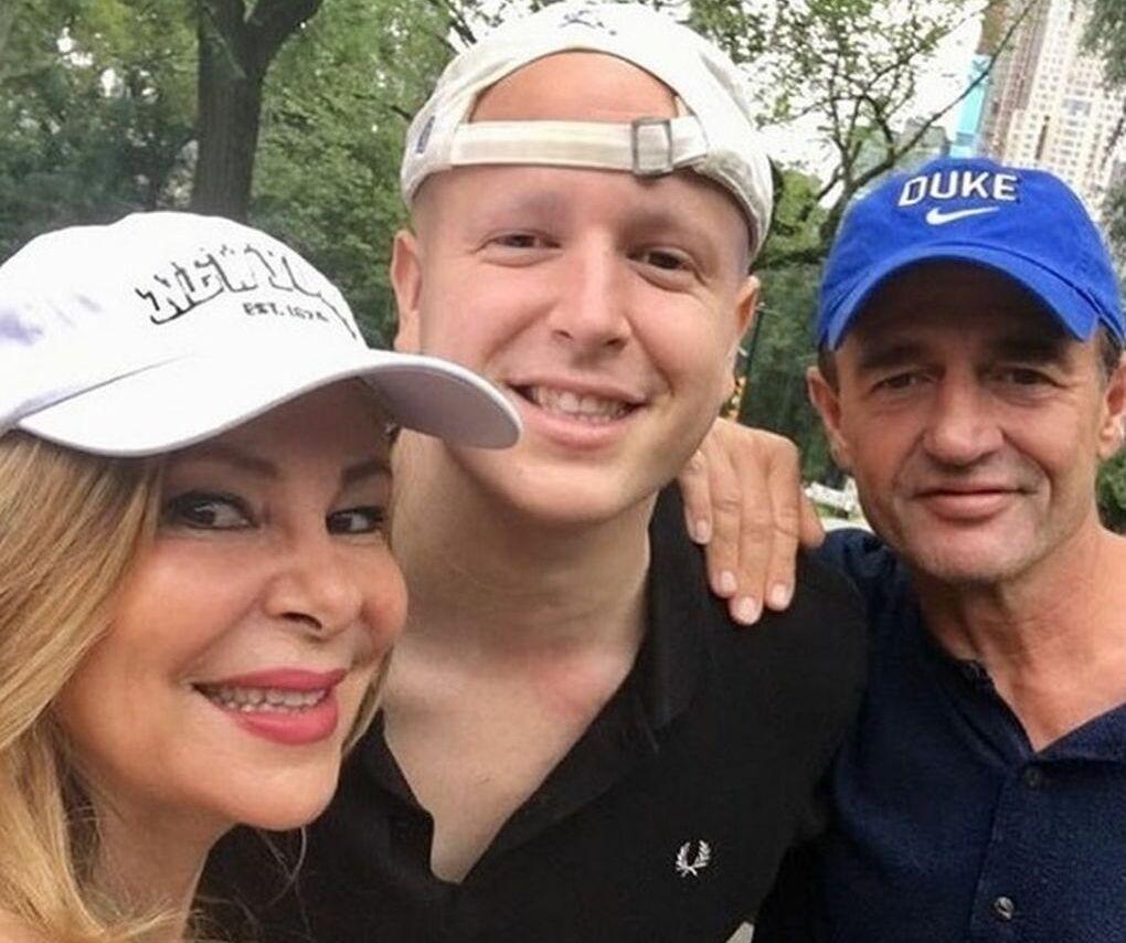 Alessandro Lequio Porn ana obregón luego de la muerte de su hijo aless: se apagó mi