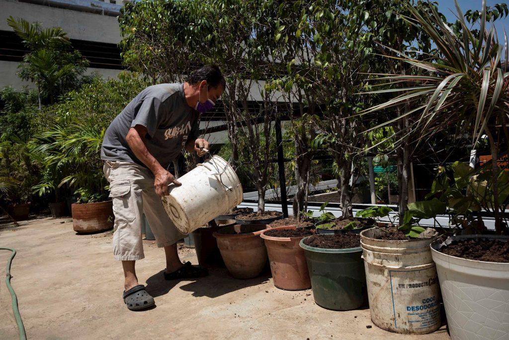 Crisis económica obliga a comerciantes a reabrir sus negocios en secreto pese al covid-19 1