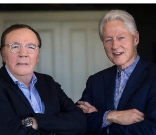 Bill Clinton y James Patterson
