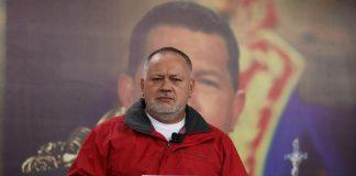 Diosdado Cabello criticó postulación de James Story