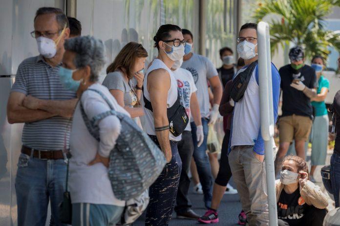 Subió a 1.245 la cifra total de casos de coronavirus en Venezuela – Noticias Venezuela