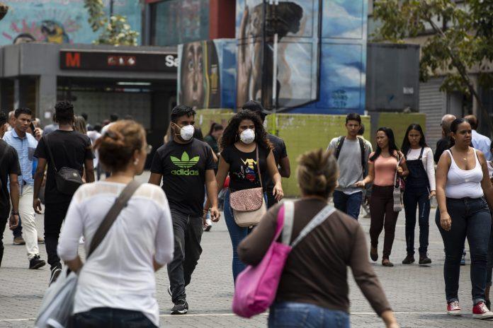 Estiman que Venezuela registre una fase de transmisión rápida e intensa de covid-19