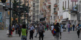 Coronavirus en Venezuela, Caracas flexibilizanción de la cuarentena