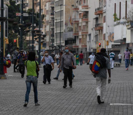 Distrito Capital y Miranda entran en cuarentena radical