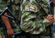 FARC Detuvieron