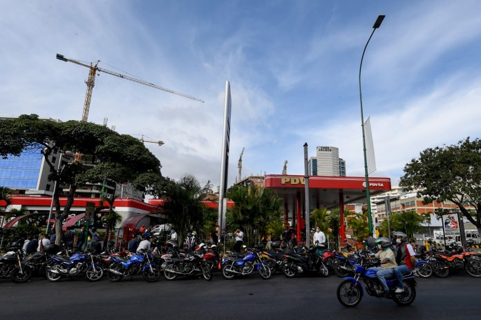 Gasolina en Venezuela, precio