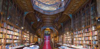 Rowling librería Lello