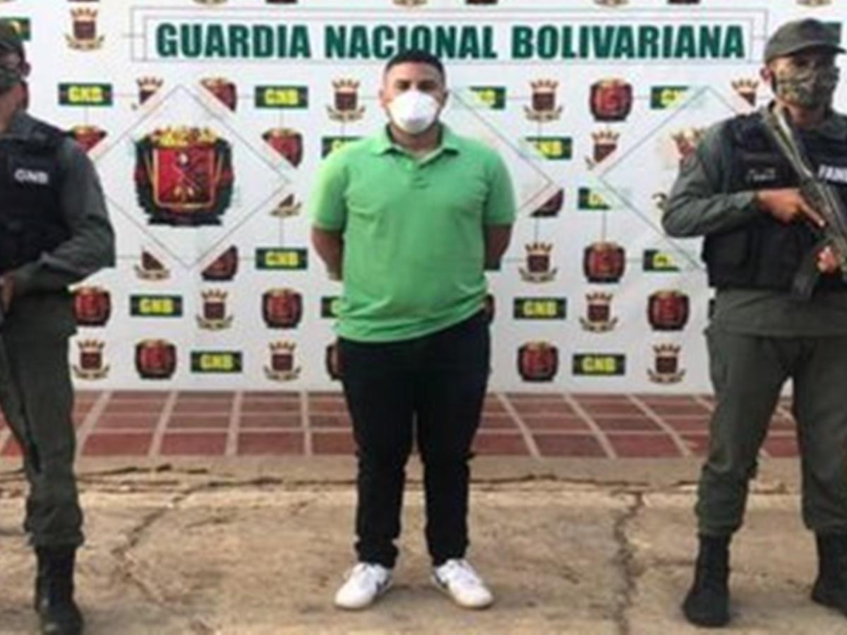 Otro detenido más de la Operación Gedeón
