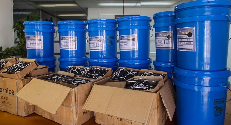 PNUD entregó al Ministerio de Energía insumos eléctricos para abastecer hospitales del país 2