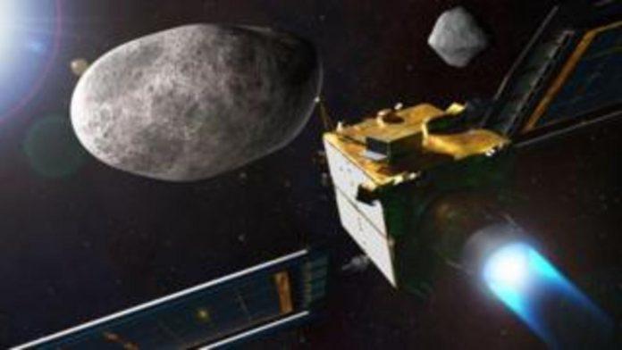 Cómo es Dimorphos, el asteroide que la NASA intentará desviar en su primera misión de defensa planet 113139262_estapture-696x392