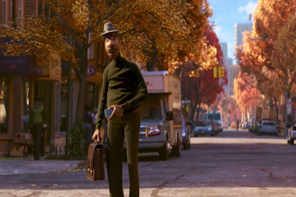 Disney presentó otro adelanto de Soul que se estrenará en noviembre