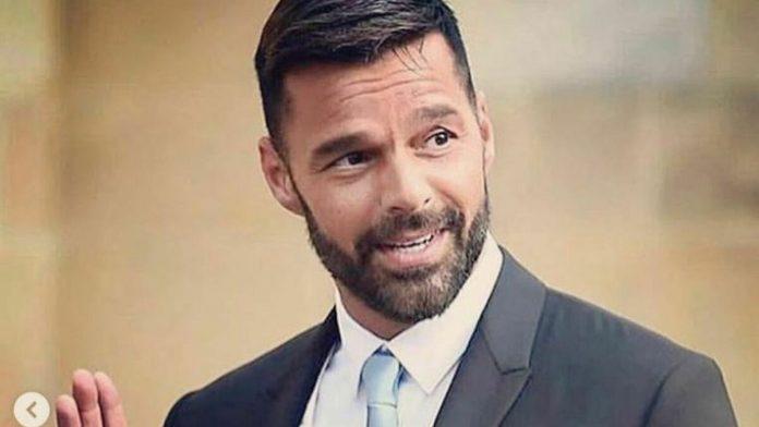 Ricky Martin campaña