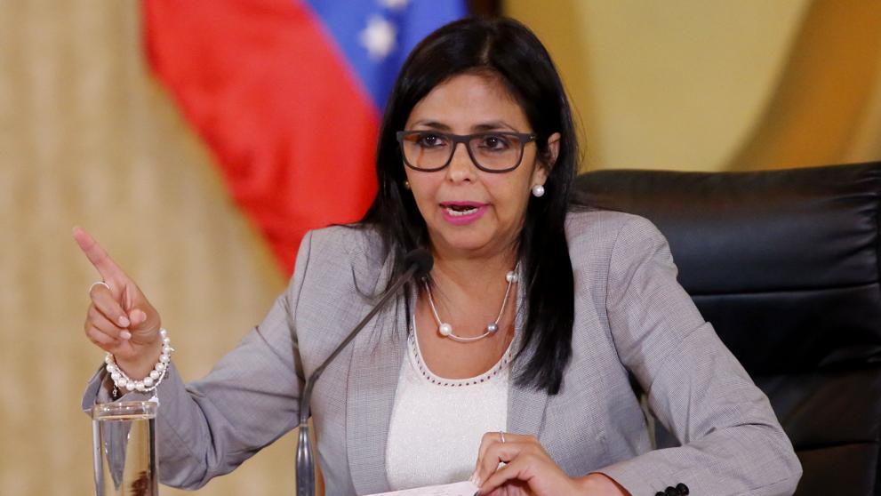Delcy Rodríguez confirmó 58 nuevos casos de coronavirus