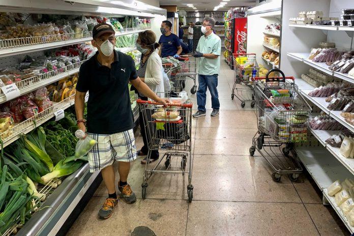 Precios alimentos escasez crisis canasta alimentaria mayo