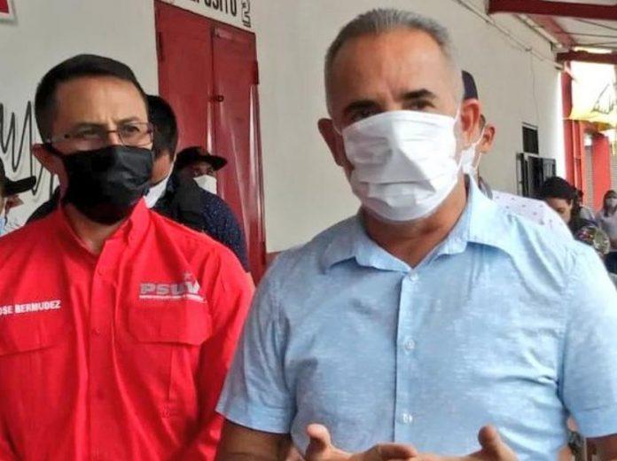 Freddy Bernal aseguró que los trocheros serán severamente castigados