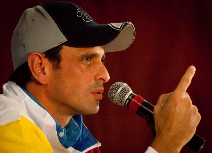 Capriles- embajador de Rusia