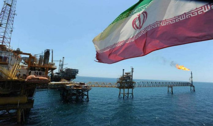 Irán gasolina