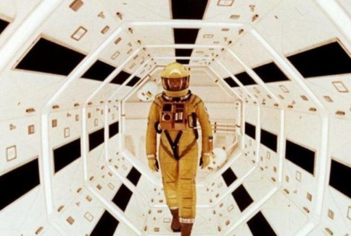 traje espacial usado en la película 2001: Odisea del Espacio