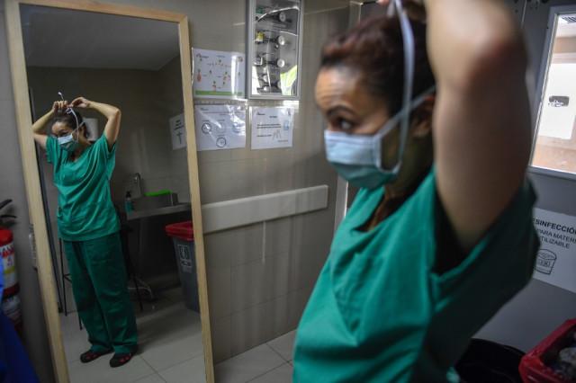 Casos coronavirus país